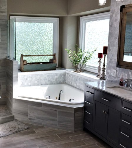 full bathroom design and remodeling