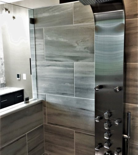 full shower conversions by AMAZING BATHROOMS