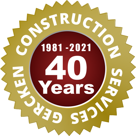 Gercken Construction Services - 40 years-1