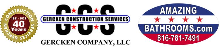 Gercken Construction Services - 40 years Logo-D-1