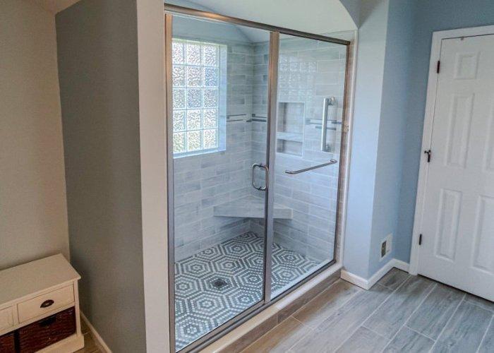 Gore Bathroom Remodel