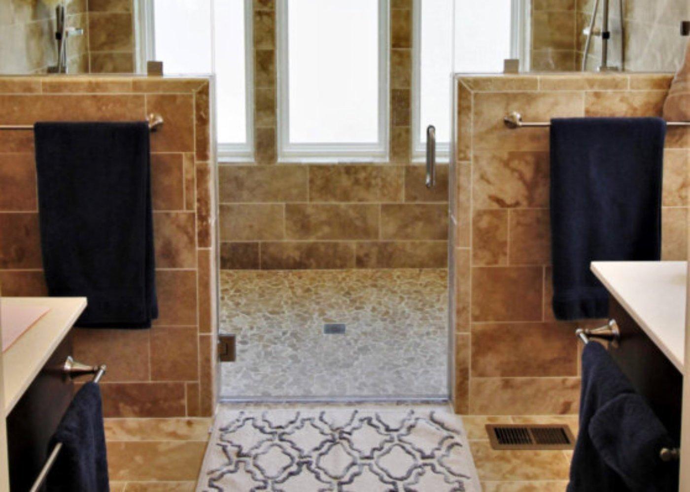 Klose Luxury Master Bathroom