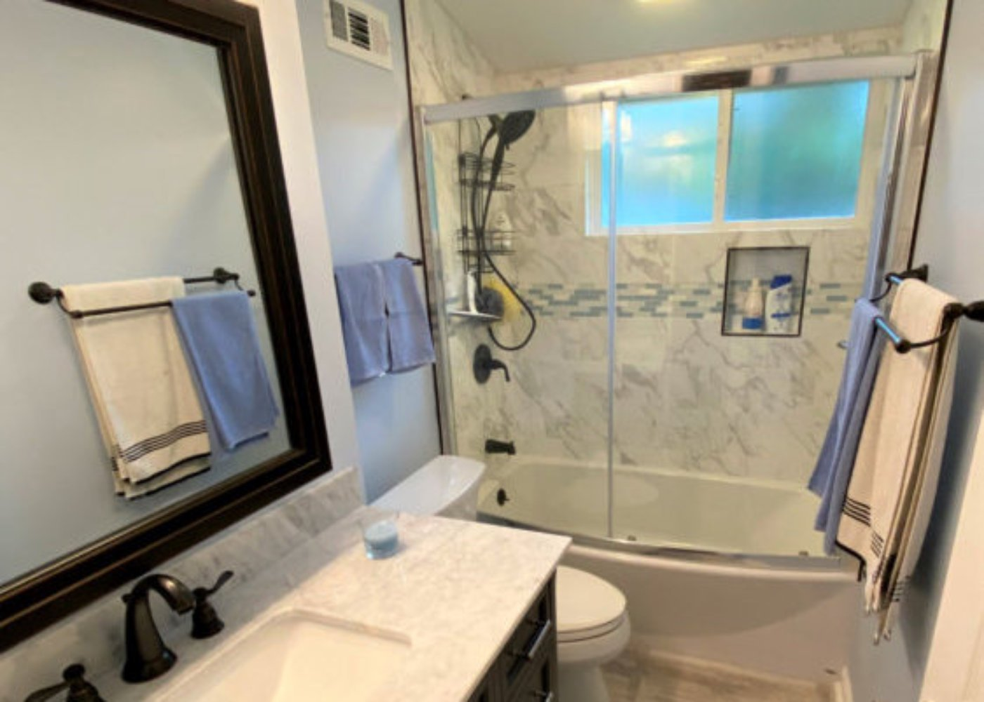 Leap Small Bathroom Remodeling