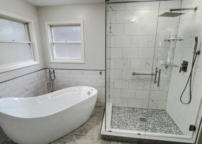 Luallen Master Bathroom Remodel-