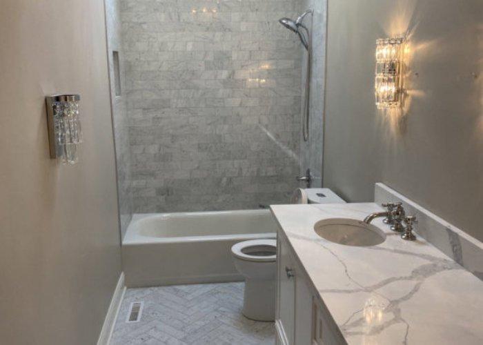Maggard Hallway Bathroom Remodel