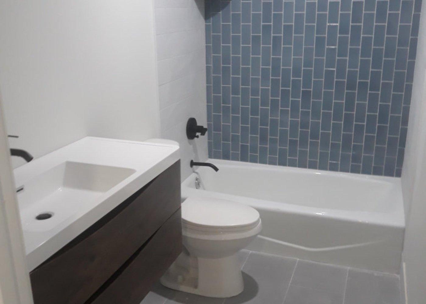 McSpurren - Hallway Bathroom Remodel