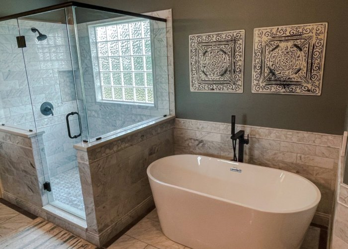 Perry Master Bathroom Remodel