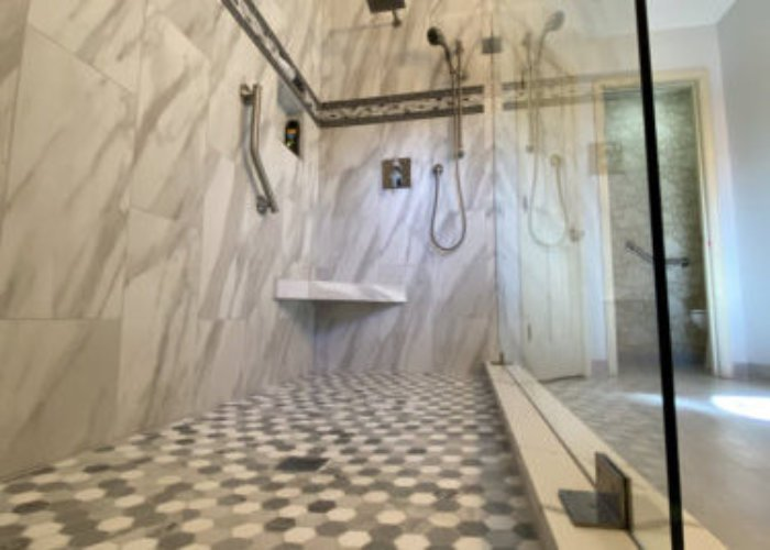 Schwarz Master Bath Remodel-