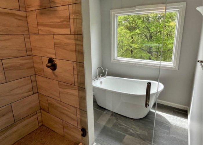 Wright Master Bathroom Project